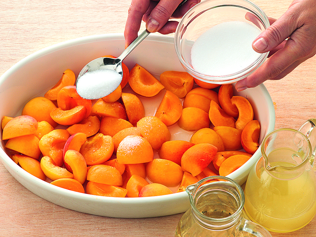 Aprikosenröster