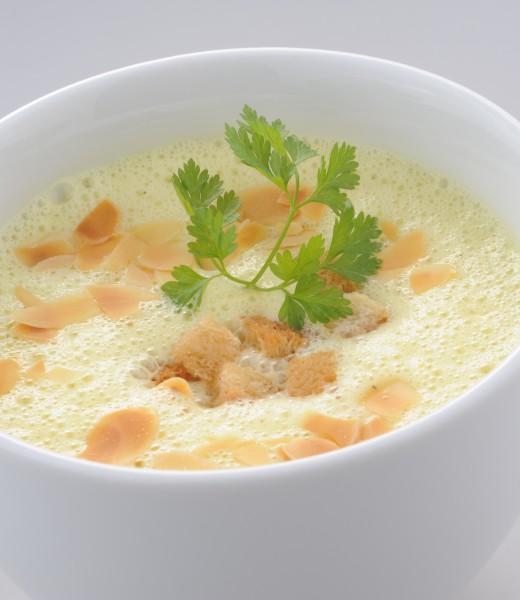 Blumenkohlsuppe mit Ras el Hanout