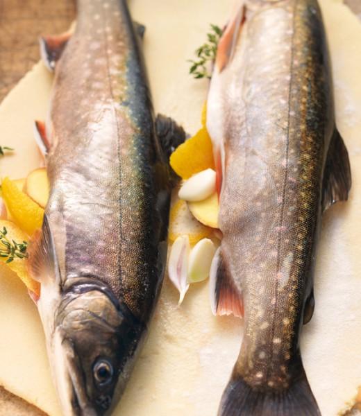 Fisch im Backteig