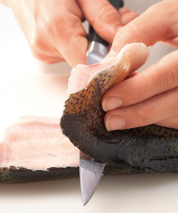 Fisch im Knusperbrot