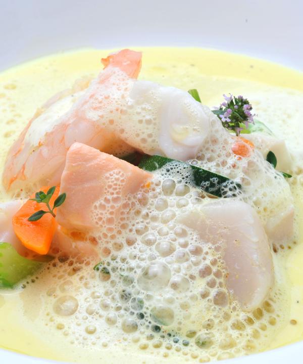 Fischeintopf mit Curry