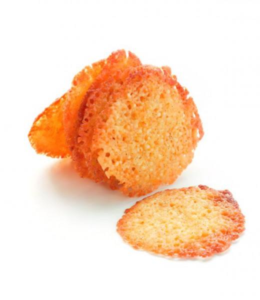 Mandel-Orangen-Hippen