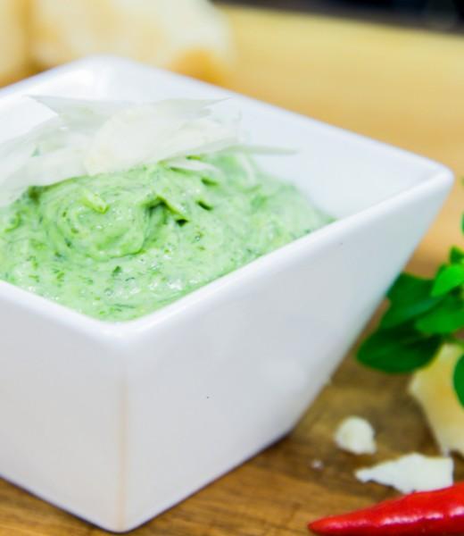 Meerrettich-Kräuter-Pesto