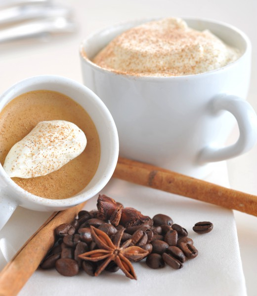 Schuhbecks Geeistes vom Kaffee