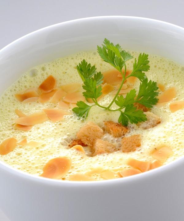 Blumenkohlsuppe mit Ras-el-Hanout