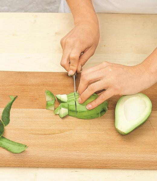 Kalte Avocado-Joghurt-Suppe >>Siam<<
