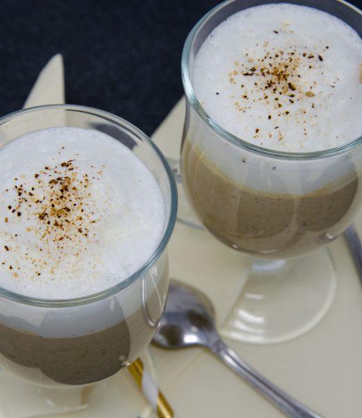 Wake up Porridge-Cappuccino